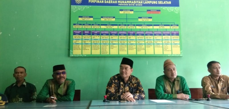 NU dan Muhammadiyah Desak Pemkab Realisasikan Huntap