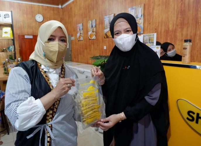 Nur Asia Uno Dorong UMKM Lampung Naik Kelas