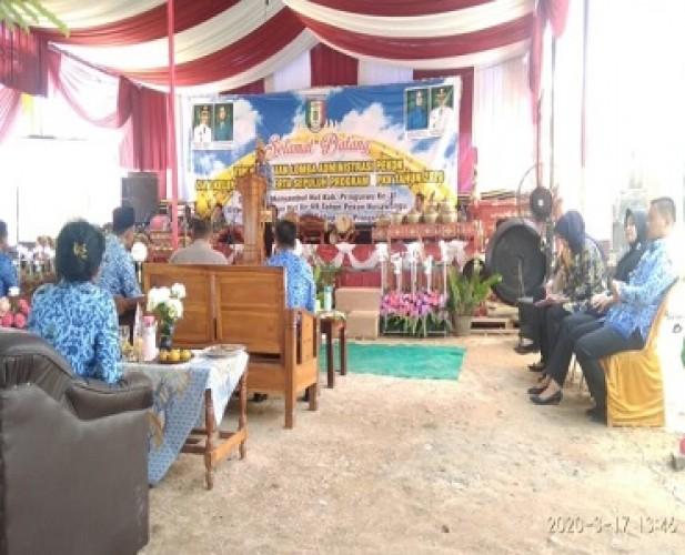 Nusawungu Wakili Kecamatan Banyumas ke Lomba Pekon Tingkat Pringsewu