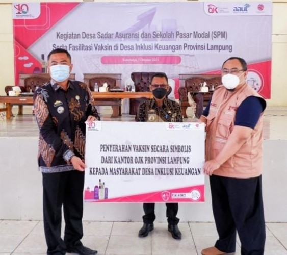 OJK Lampung Pacu Tingkat Literasi dan Inklusi Keuangan