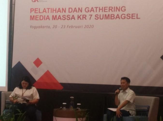 OJK Nilai Kinerja Industri Se-Sumbagsel, Lampung Tumbuh 5,27 Persen