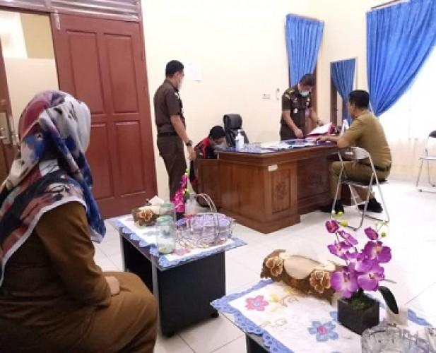 Oknum Inspektorat Lamsel Diduga Kerap Peras Kepala Desa