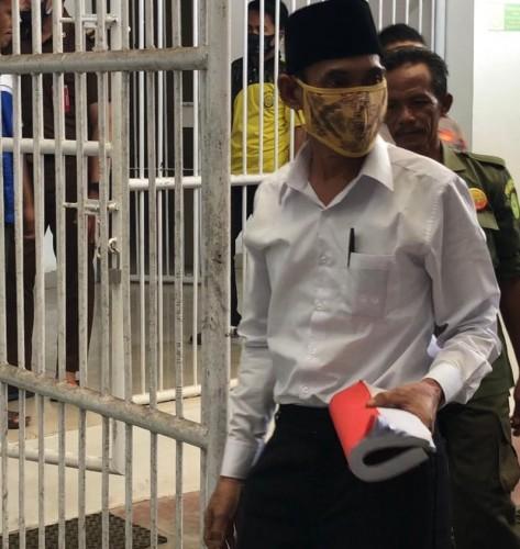 Oknum P2TP2A Lampung Timur Divonis 20 Tahun dan Kebiri Kimia