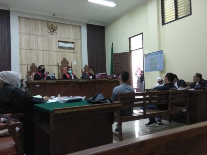 Oknum PNS PUPR Divonis 14 Tahun Penjara Atas Kasus Sabu 1 Kg