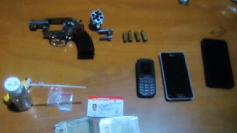 Seorang Polisi Ditangkap <i>Nyabu</i> di Mobil