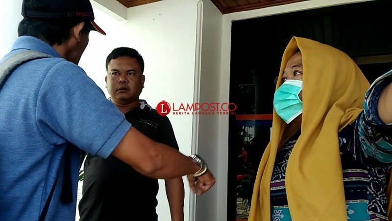 Oknum Polres Lambar Digerebek di Hotel Bersama Wanita Bersuami