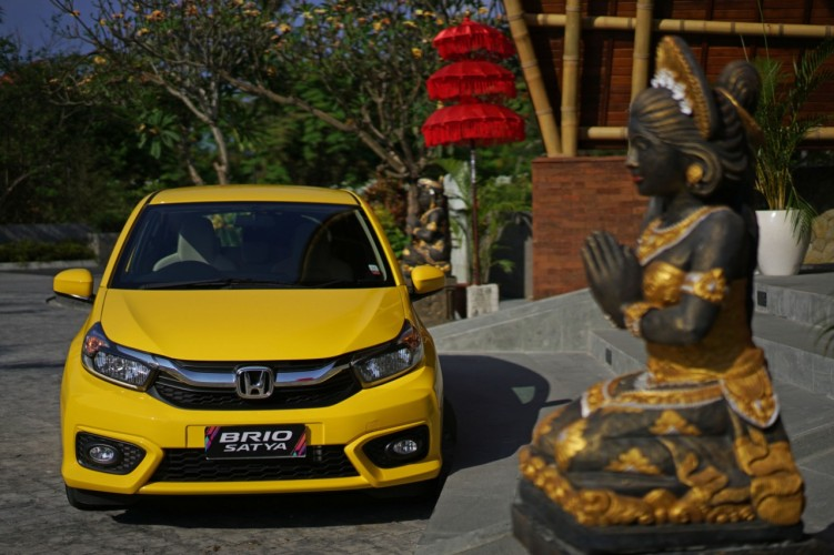 Oktober 2018, Honda Bukukan Penjualan Mobil 15.489 Unit