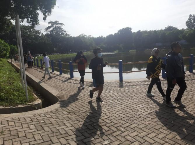 Olahraga Masih Jadi Prioritas Warga Bandar Lampung di Masa Pandemi