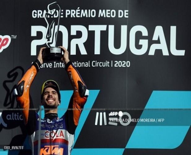 Oliveira Juara Seri Terakhir, Ducati Kuasai Gelar Konstruktor