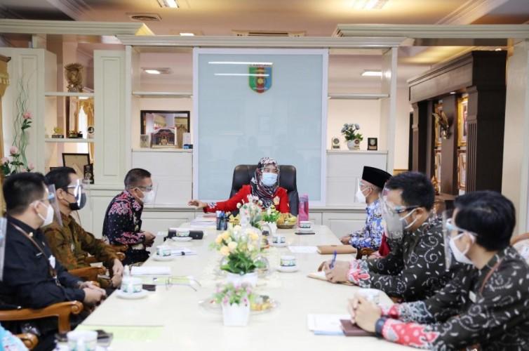 Ombudsman Dorong Pemprov Lampung Optimalkan Pelayanan Publik