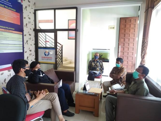 Ombudsman Lampung Pastikan Pelayanan Pengaduan Kedepankan 3M