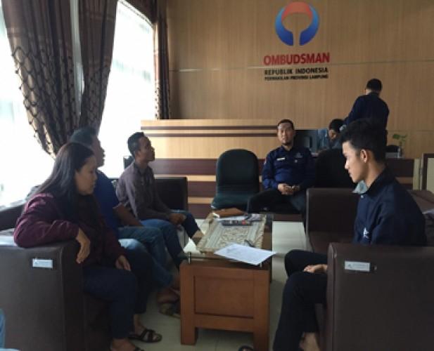Ombudsman segera Tindak Lanjuti Laporan Siswa SMKN 6