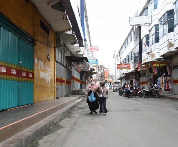 Omzet Pedagang di Lampung Selama PPKM Anjlok hingga 90%