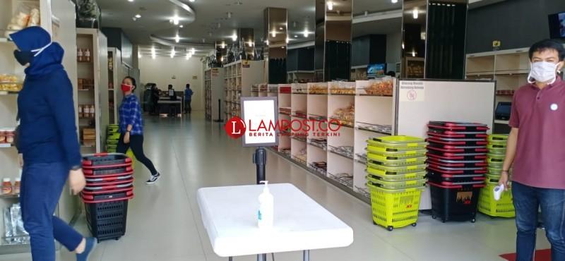 Omzet Penjualan Oleh-Oleh Turun Hingga 90 Persen