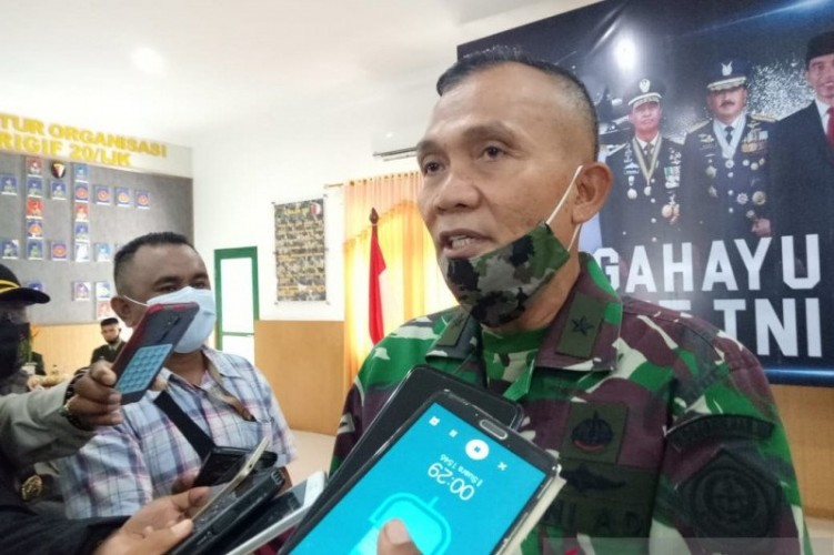 Operasi di Sugapa Papua Dilanjutkan
