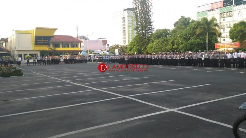 Operasi Krakatau 2019, Polda Edukasi dan Cegah Balap Liar