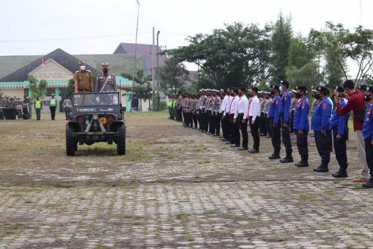 Operasi Lilin Krakatau 2020 Libatkan 191.807 Personel Gabungan