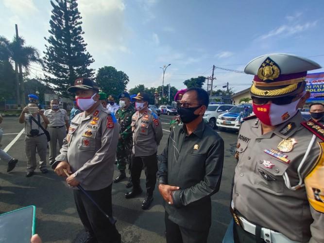 Operasi Patuh Krakatau 2020 Fokus 4 Sasaran