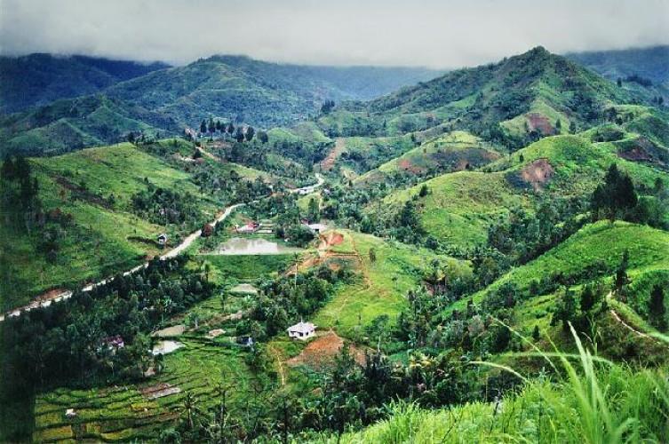 Orang Abung Terusir dari Pegunungan Bukit Barisan