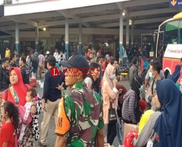 Organda Siagakan 80 Bus di Terminal Pelabuhan Bakauheni