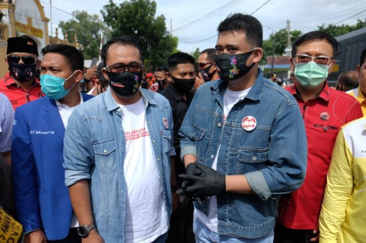 Organisasi Wartawan Nilai Pengawalan Bobby Nasution Berlebihan