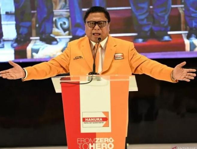 OSO Kembali Jadi Ketua Umum Hanura
