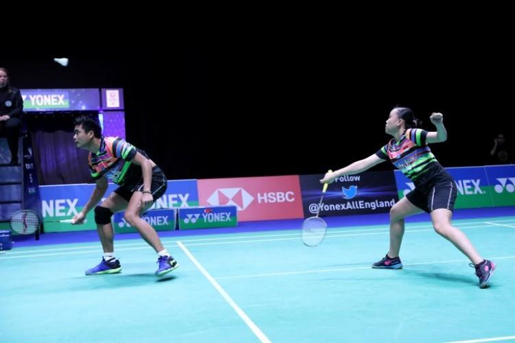 Owi/Winny Menang atas Sesama Indonesia dalam All England
