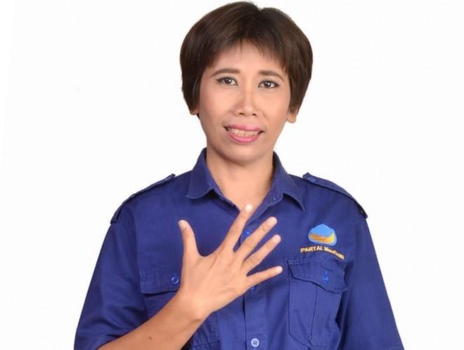 P-IJMA Lampung Grebek Pasar Sosialisasi Jokowi-Amin