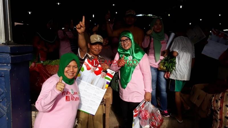 P-IJMA Pasang Target Jokowi Menang 70 Persen di Lampung