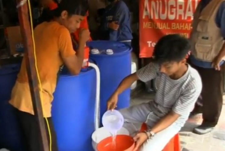 Pabrik Batasi Penjualan Alkohol ke Toko Pengecer
