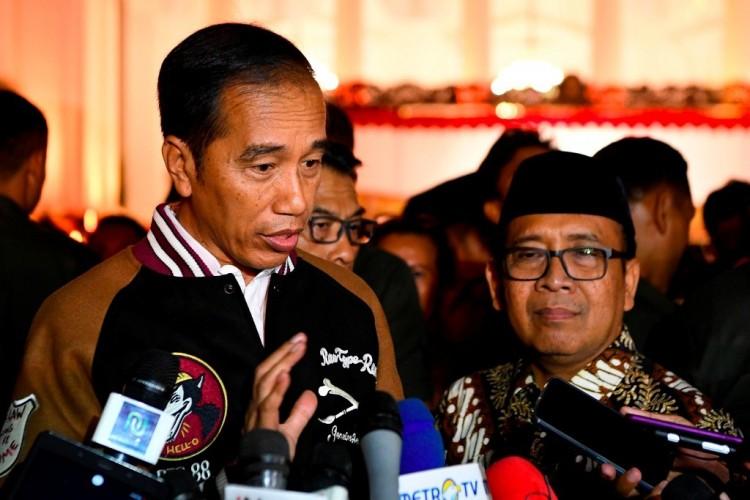 Pacagempa Banten, Jokowi Perintahkan Kementrian Sigap