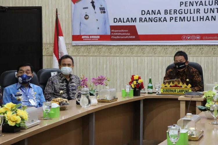 Pacu Geliat Pemulihan Ekonomi di Lampung
