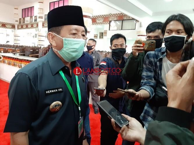PAD Bandar Lampung Terjun Bebas Akibat Covid-19