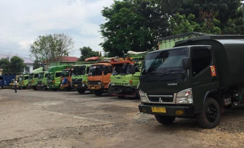 PAD Uji Kir Bandar Lampung Capai Rp780 Juta