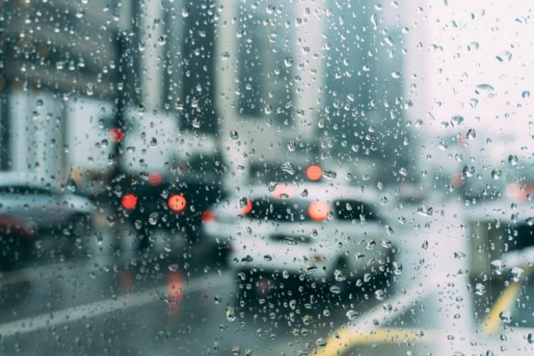 Pagi Ini, Simpang Pematang Diguyur Hujan
