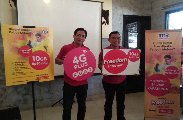 Paket Freedom IM3 Ooredoo Solusi Internet Simple