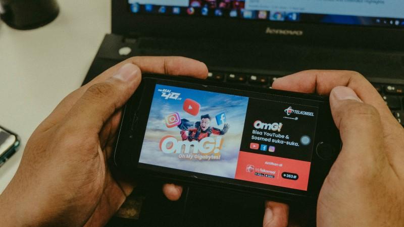 Paket OMG Telkomsel Perlancar Akses Aplikasi Favorit