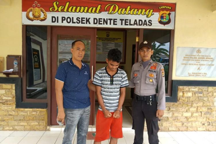 Paksa Minta Solar, Pemuda di Gedungmeneng Diringkus Polisi