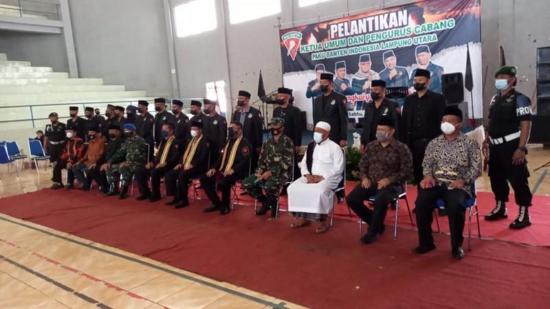 Paku Banten Siap Bersinergi Bangun Lampura