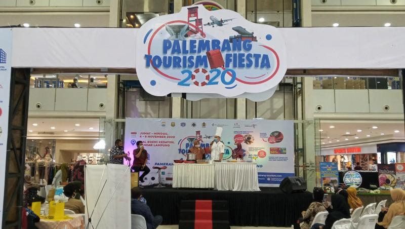 Palembang Tourism Fiesta Tawarkan Promo Pariwisata untuk Warga Lampung