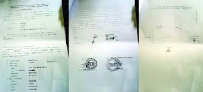 Palsukan Dokumen Ganti Rugi Lahan, Oknum Kades di Lamtim Jadi Tersangka