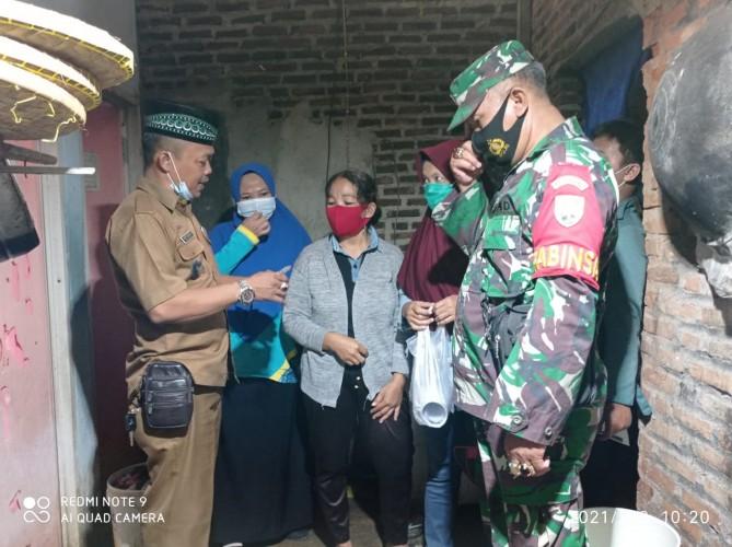 Pamong Desa Candimas Sosialisasikan Gerakan Basmi Jentik Nyamuk