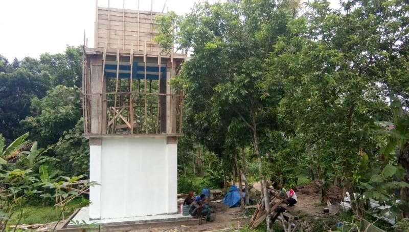 Pamsimas di Mekarmulya Suplai Air Bersih untuk 103 Rumah