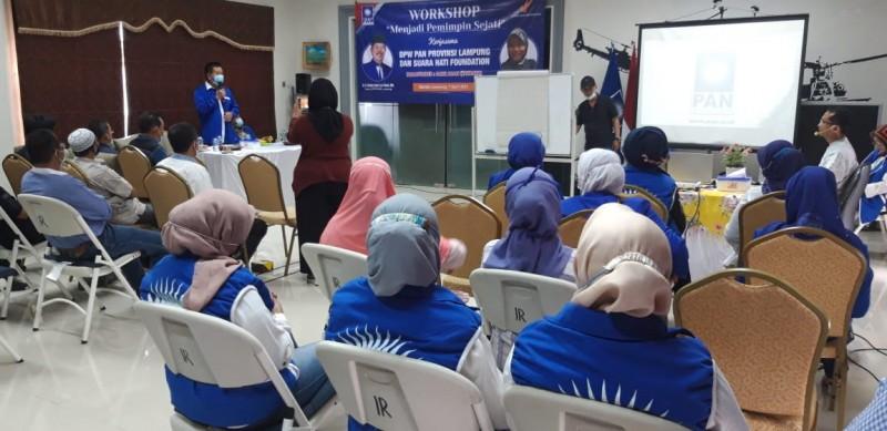 PAN Lampung Harapkan Kader Jadi Pemimpin Multitalenta
