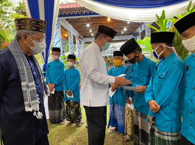 PAN Lampung Santuni Anak Yatim