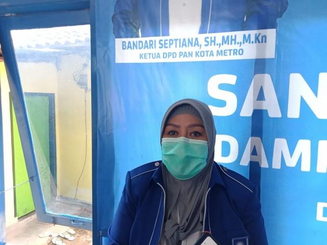 PAN Metro Dorong Pemkot Sediakan Koperasi Permodalan UMKM