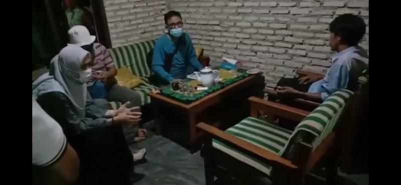 Panwas Sukamenanti Mendukung Salah Satu Bapaslon