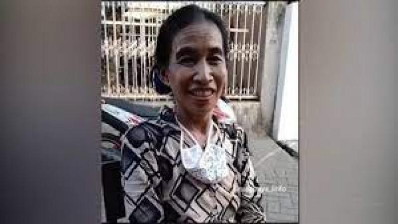 Paras Mirip Jokowi, Ani Pina Viral di Media Sosial