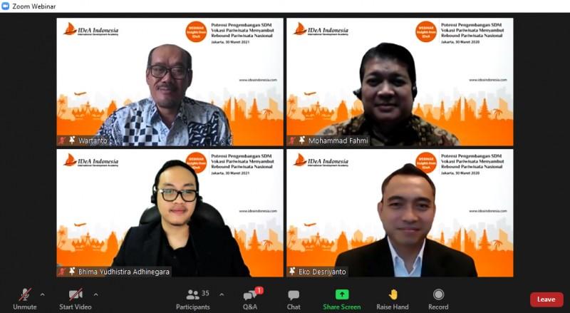 Pariwisata Indonesia Diprediksi Membaik pada Semester II