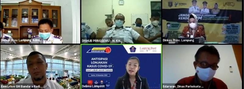 Pariwisata Lampung Diprediksi Jadi Primadona saat Libur Nataru